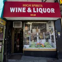 High Spirits Wine & Liquor