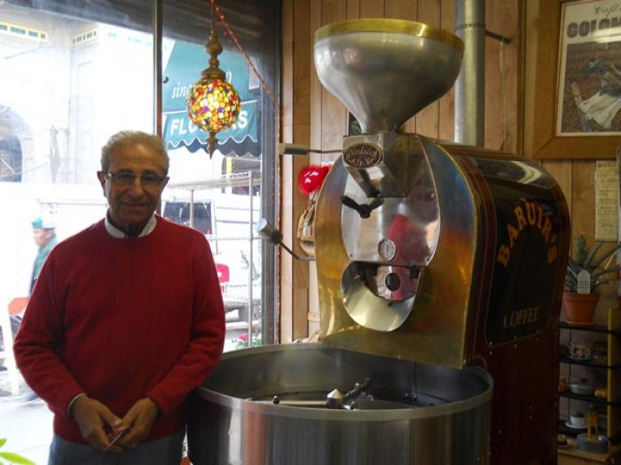 baruir coffee owner mike nersesian