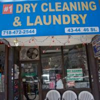 #1 Dry Cleaning and Laundry