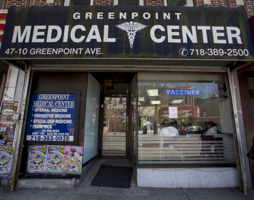 Greenpoint Medical Center