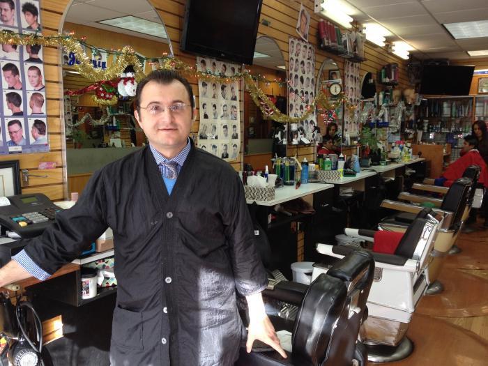 nelsons yadgarov barber shop