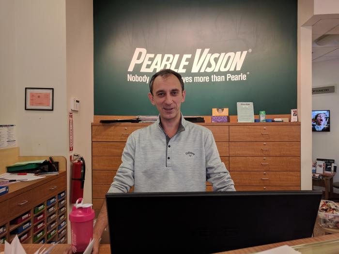 pearle vision woodside boris shamailov