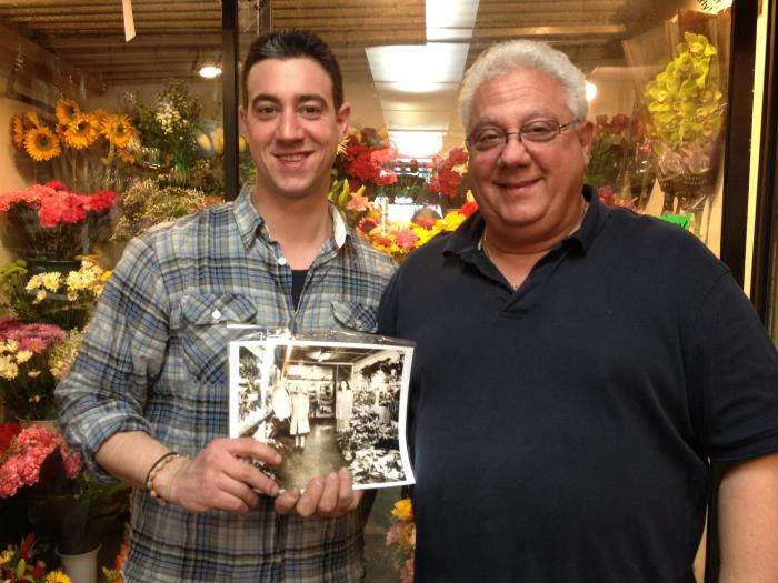 sunnyside florist greg and bill psitos