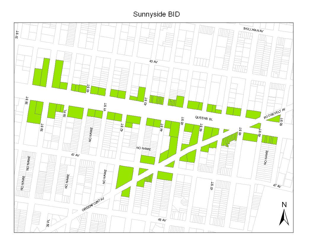 sunnyside shines bid district map v2