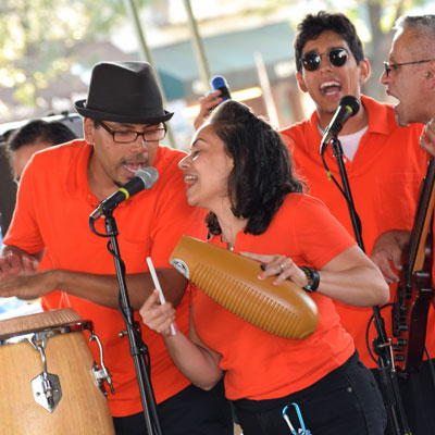sunnyside events calendar band playing music