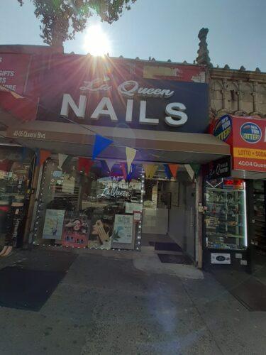 La Queen Nails